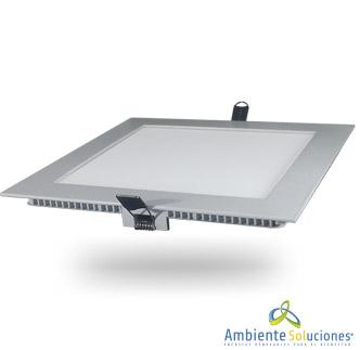 PANEL LED DE INCRUSTAR CUADRADO DE 6W