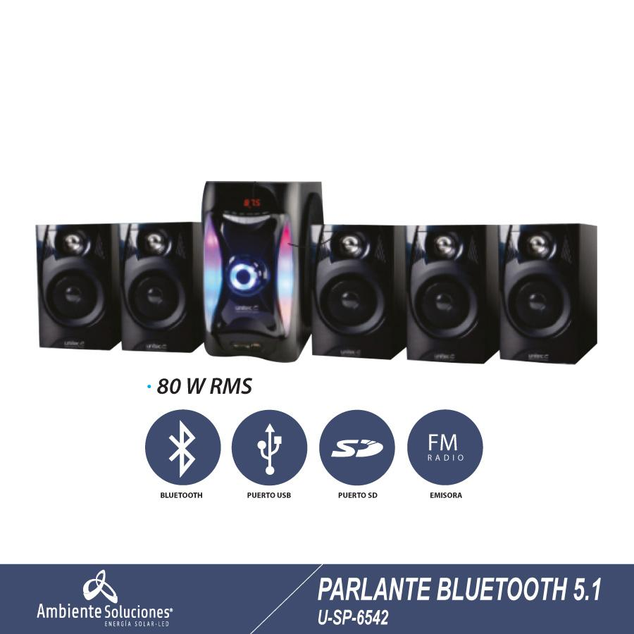 Parlante bluetooth 5.1 u-sp-6542